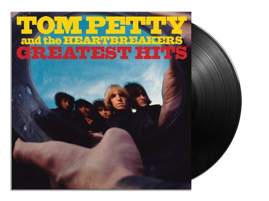 CD cover van Greatest Hits (LP) van Tom Petty & The Heartbreakers