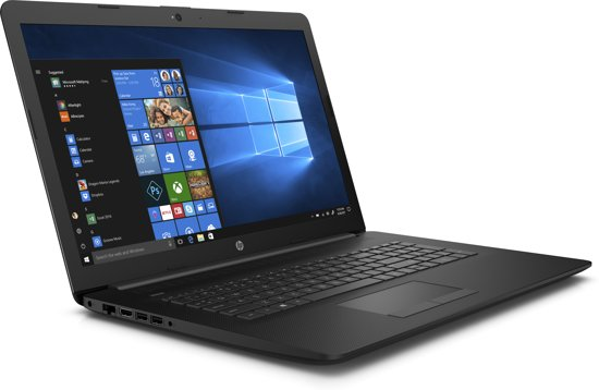 HP 17-ca0710nd - Laptop - 17.3 Inch