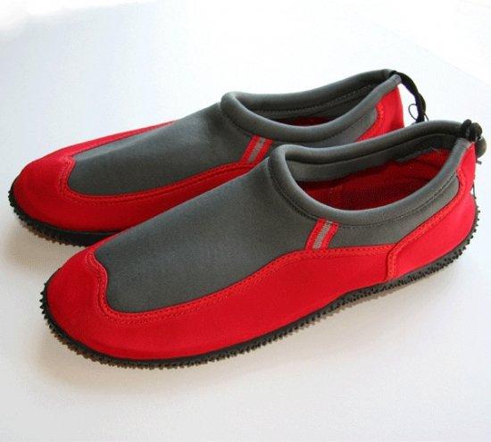 Chaussures D'eau Pour Les Hommes Rouges NMAAZQir