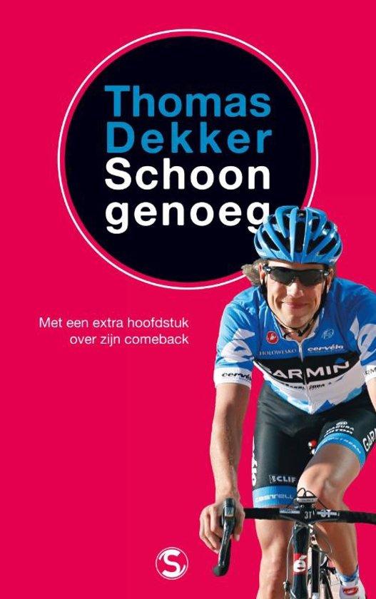 Boek cover Schoon genoeg van Thomas Dekker (Paperback)