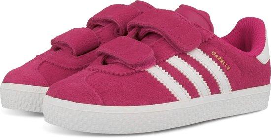 71a73484906 adidas GAZELLE 2 CF I BA9332 - schoenen-sneakers - Unisex - roze - maat