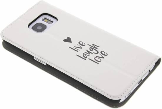 Simple Livret Blanc Pour Samsung Galaxy S7 7REgdiNix3
