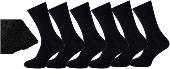 Dikke 42 Sokken NaftZwartthermo Paar 39 6 k0PX8Onw