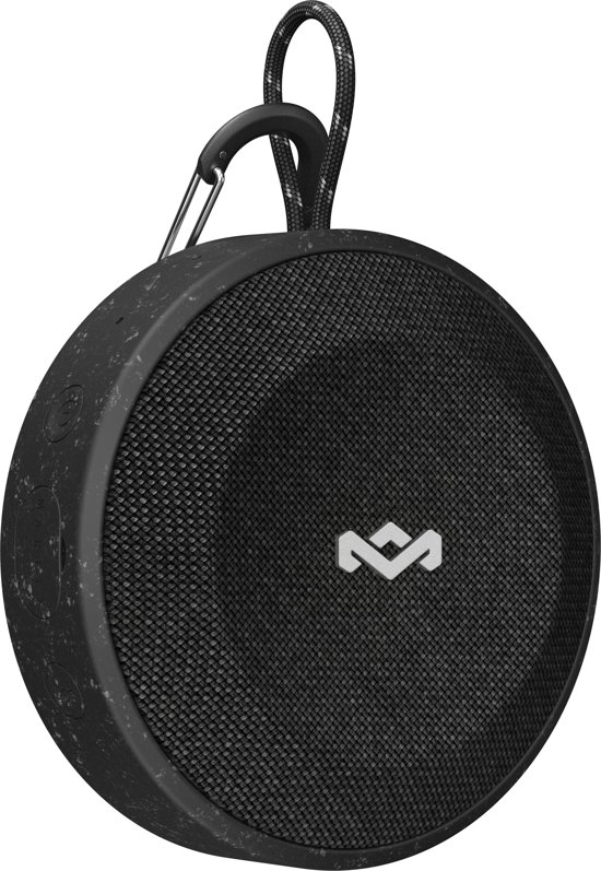 House of Marley No Bounds - Draadloze bluetooth speaker - Signature black