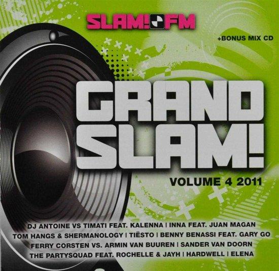 Slam FM - Grand Slam 2011 Vol. 4