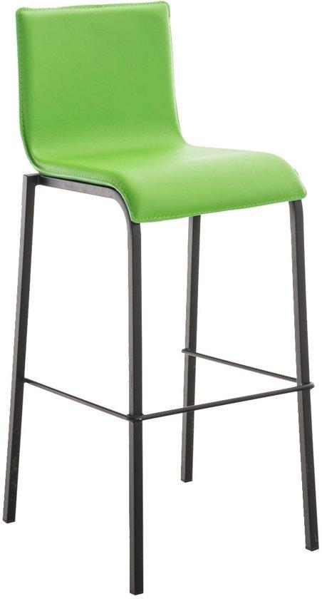 Clp Avola B78 - Barkruk - Kunstleer - Groen