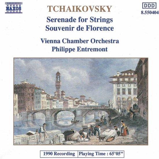 Tchaikovsky: Serenade for Strings, Souvenir