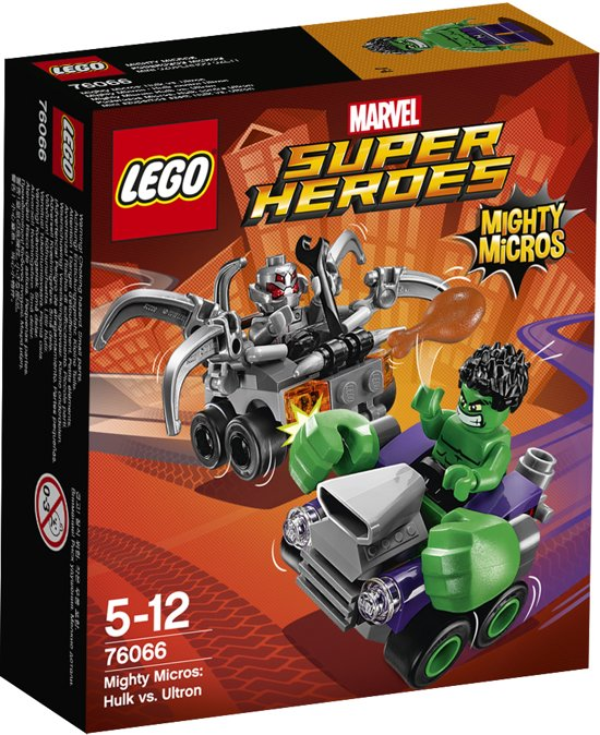 bol lego heroes mighty micros vs ultron
