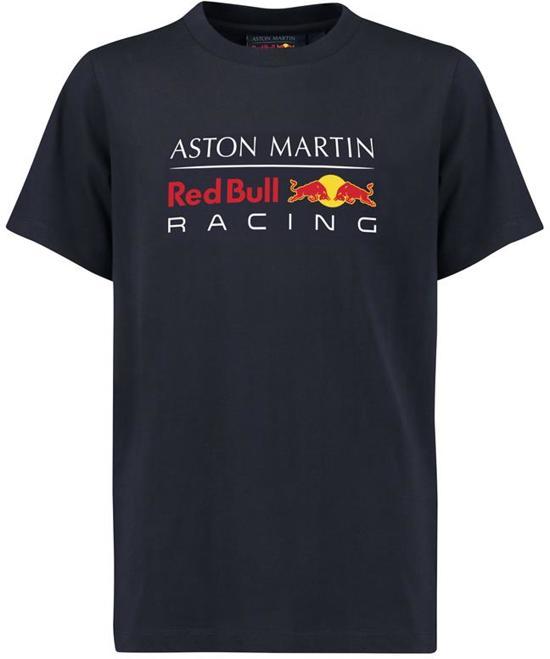 Red Bull Racing Red Bull Racing Logo T Shirt blauw 2019 KIDS 140