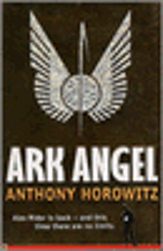 ark angel horowitz anthony