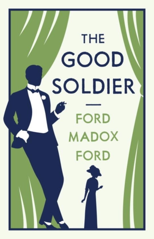 an analysis of the good soldier by ford maddox ford Click to read more about the good soldier by ford madox ford librarything is a cataloging and social networking site for booklovers.