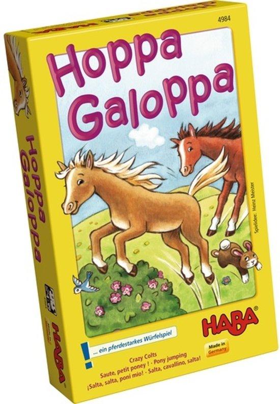 Haba gezelschapsspel Hoppa Galoppa (DU)