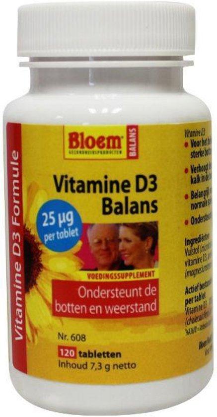 bloem vitamines