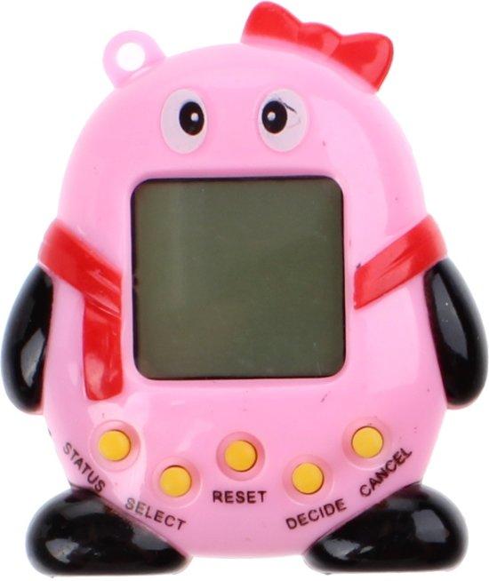 Kids Fun Elektronisch Huisdier Funny Pets 5,5 Cm Roze