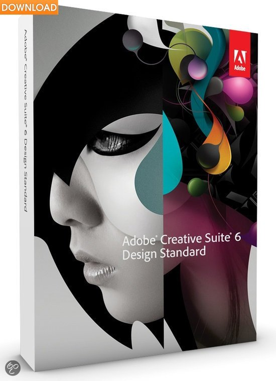 Adobe Design Standard CS6 - WIN / Nederlands
