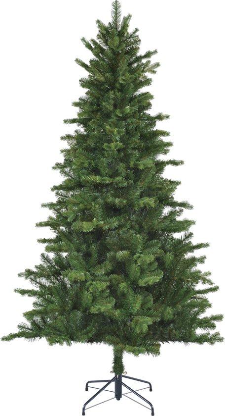 Black Box kunstkerstboom milton spruce maat in cm: 185 x 112 groen