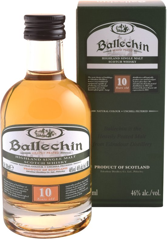 Ballechin 10 Years - 1 x 20 cl