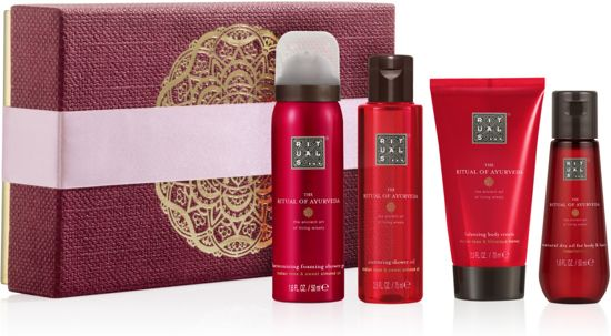 RITUALS The Ritual of Ayurveda geschenkset small - cadeaupakket