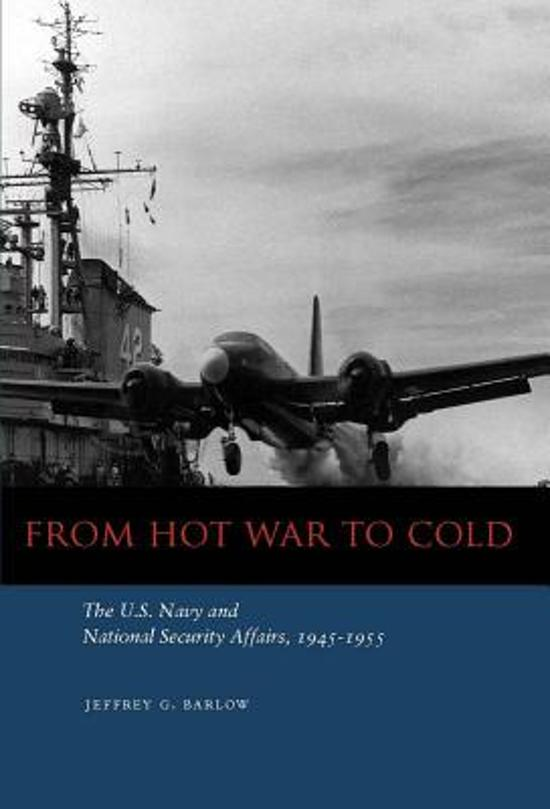 From Hot War to Cold