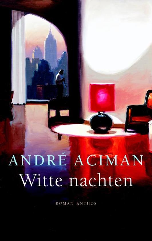 Boek cover Witte nachten van André Aciman (Paperback)
