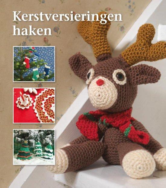 Bolcom Kerstversieringen Haken Karin Hofstra 9789085162612