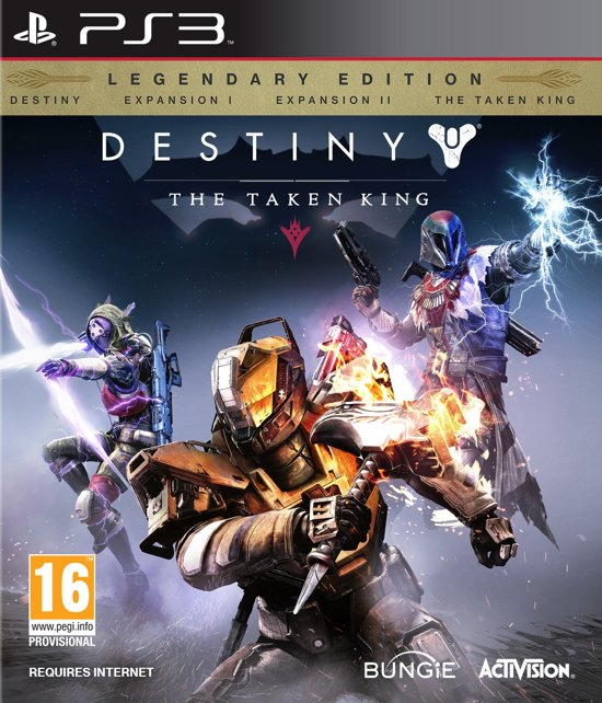 Destiny: The Taken King - Legendary Edition - PS3 kopen