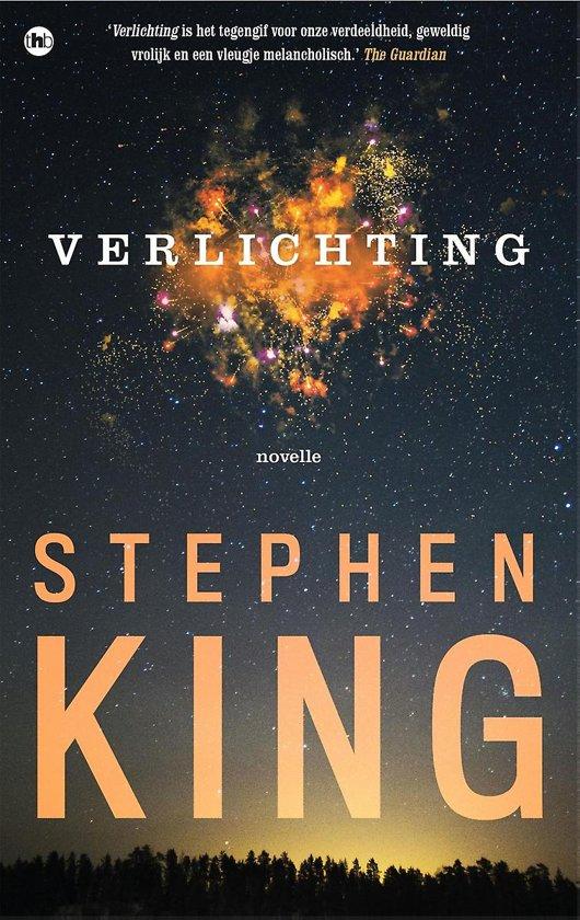 Boek cover Verlichting van Stephen King (Onbekend)