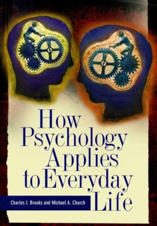applied psychology in everyday life Cognitive psychology studies and analyses the mental processes this includes how we think, remember, learn and perceive everyday examples of cognitive psychology  attention - sometimes our cognitive processing systems get overloaded and we have to select information to process further.