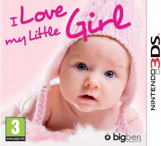 Bolcom I Love My Little Girl 2ds 3ds Bigben Interactive Games