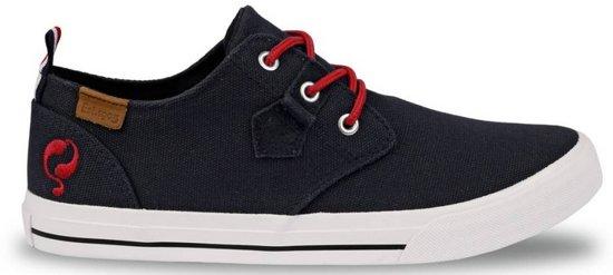 Sneakers Heren 45 Maat Blauw Viro Canvas Quick wqSItg