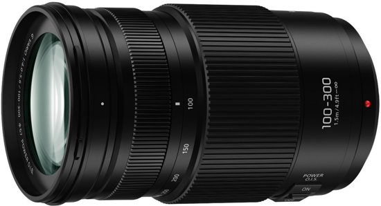 Panasonic MFT 100-300mm f/4.0-5.6 II Lumix G Vario