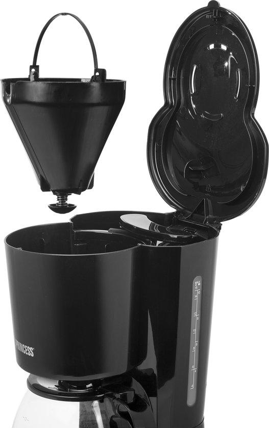 Princess 246007 Deluxe Filter Koffiezetapparaat