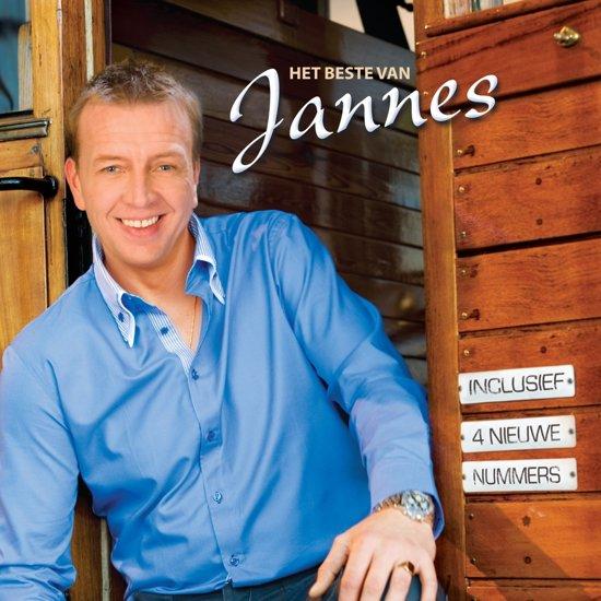 CD cover van Het Beste Van van Jannes