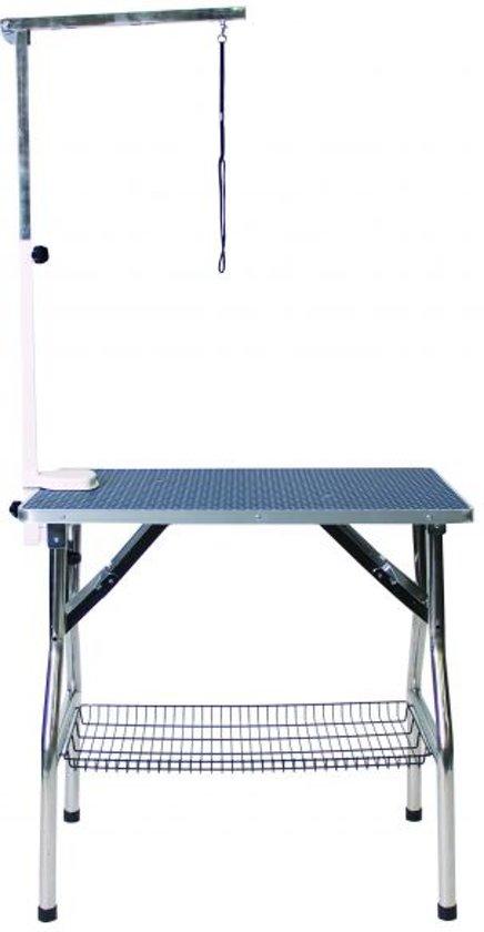 Tools-2-Groom Trimtafel Opvouwbaar Met Beugel - 81 x 52 x 78 cm