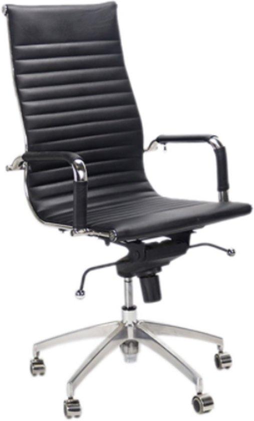Eames Bureaustoel Tweedehands.Design Bureaustoel Lyon Zwart Inspired By Charles And Ray Eames