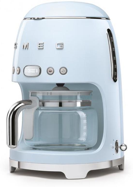 Smeg DCF01PBEU Filter Koffiezetapparaat