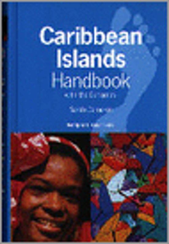 FOOTPRINT HANDBOOKS JG CARIBBEAN ISLANDS - Sarah Cameron pdf epub