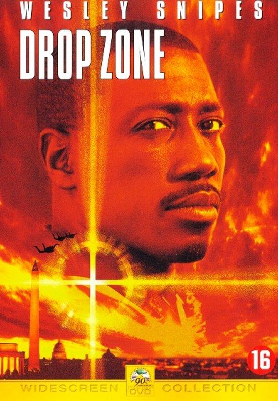 DVD cover van DROP ZONE (D)