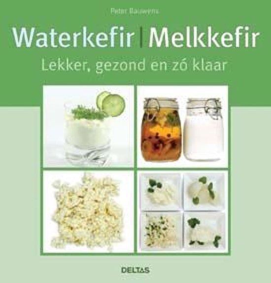 waterkefir of melkkefir