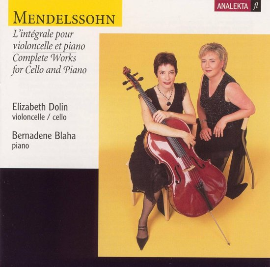 Mendelssohn: Complete Works Fo