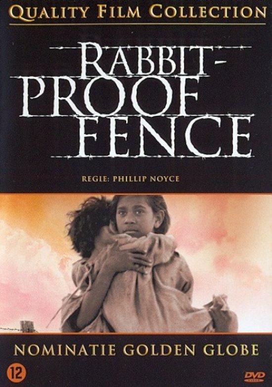 DVD cover van Rabbit Proof Fence