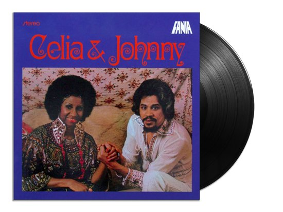 Celia & Johnny (LP)