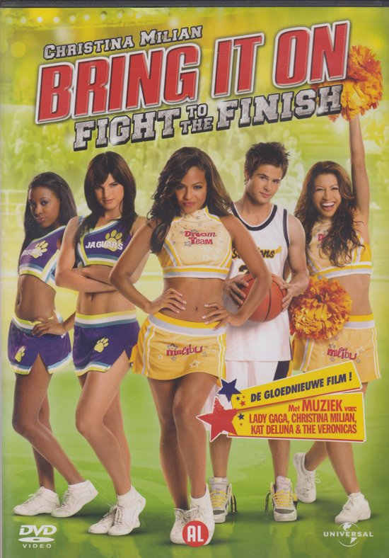 Cover van de film 'Bring It On -  Fight To The Finish'