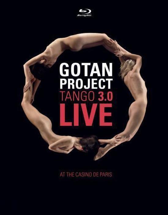 Gotan Project - Tango 3.0 - Live At Casino De Paris (Blu-ray + Dvd)