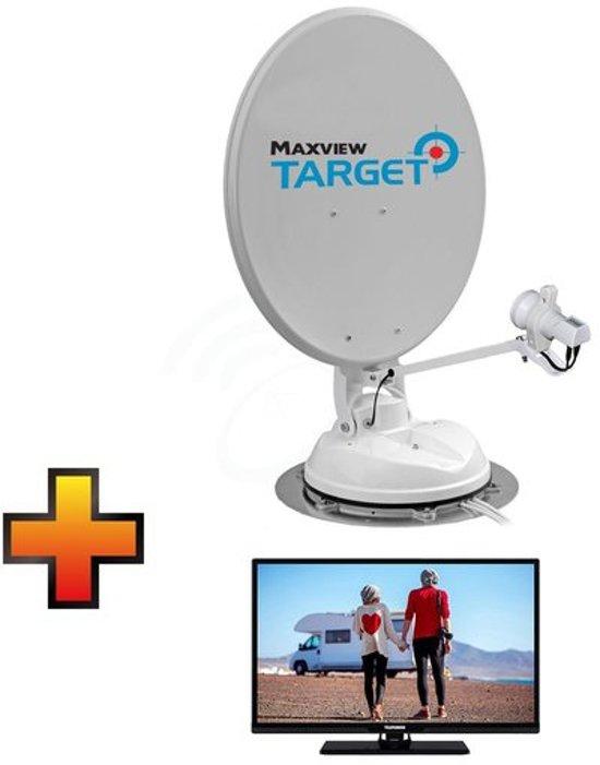 Maxview Target in Semmerzake