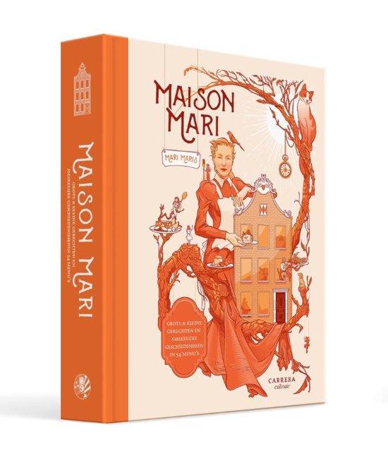 Boek cover Maison Mari van Mari Maris (Hardcover)