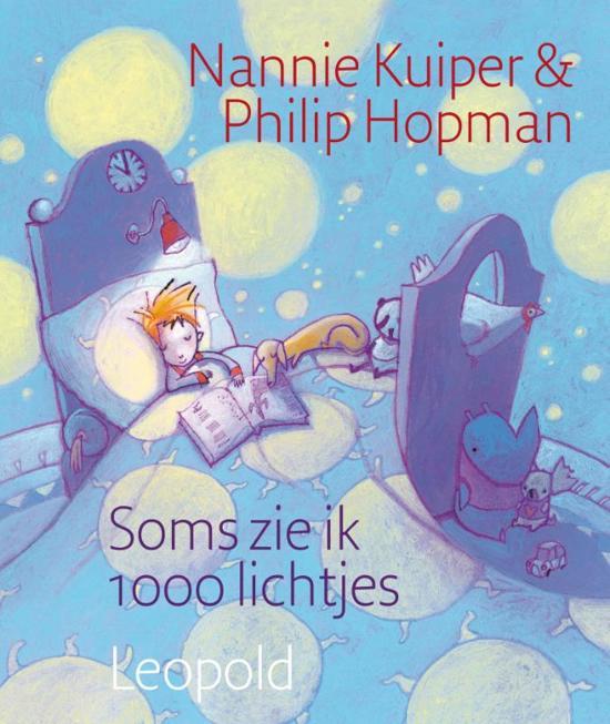 Cover van het boek 'Soms zie ik 1000 lichtjes' van Nannie Kuiper