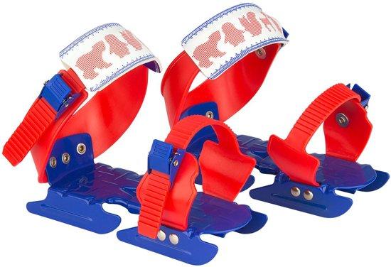 Nijdam Schaatsen - Maat 1 maat - Unisex - rood/wit/blauw Maat 1-SIZE