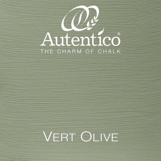 Autentico Vintage 1 L Vert Olive INCLUSIEF 250 ml Soft Wax
