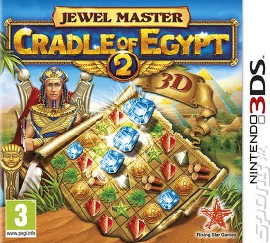 Cradle Of Egypt 2 - 2DS + 3DS kopen
